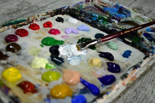 Schildercursus op woensdagochtend