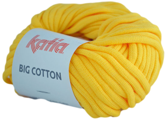 Big Cotton kanariegeel 61