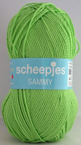 Scheepjes Sammy grasgroen 120