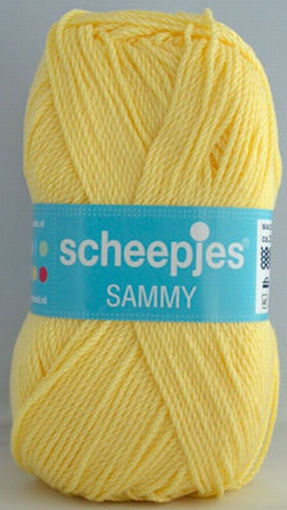 Scheepjes Sammy geel 122