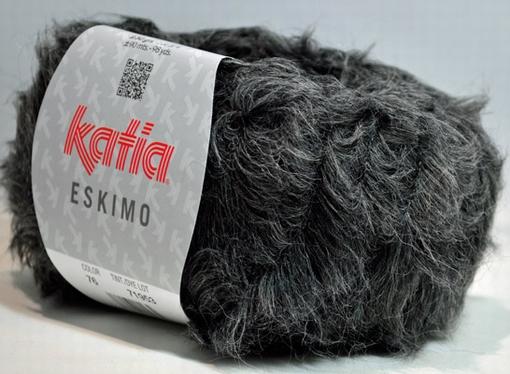 Eskimo, antracietgrijs 76