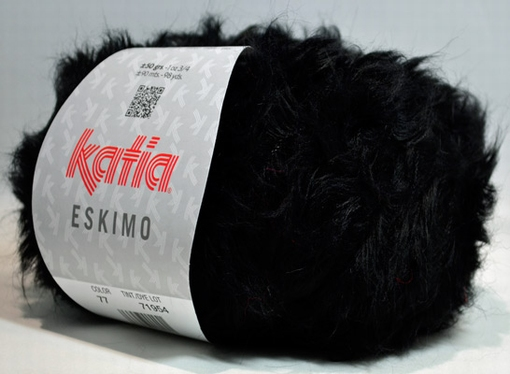 Eskimo, zwart 77