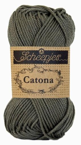 Catona dark olive 387, 25 gram, 62,5 meter