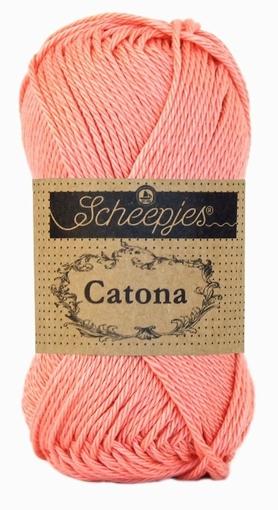 Catona light coral 264, 25 gram, 62,5 meter