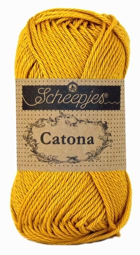 Haakkatoen Catona saffron 249
