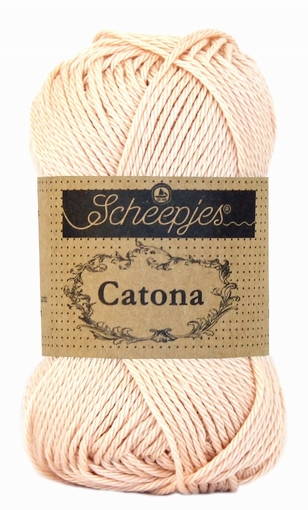 Haakkatoen Catona petal peach 263