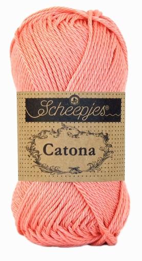 Haakkatoen Catona light coral 264