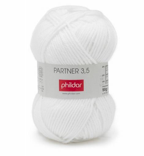 Partner 3,5 blanc 0010