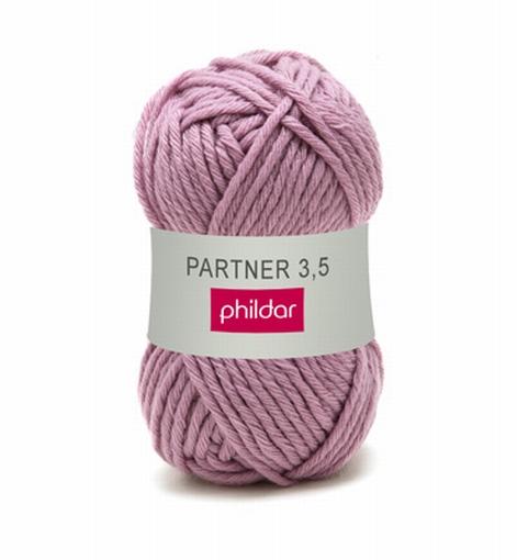 Partner 3,5 eglantine 0151