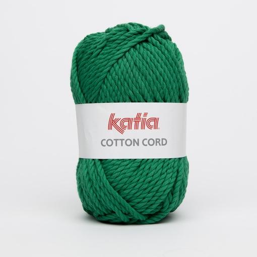 Haakkatoen Cotton Cord groen 60