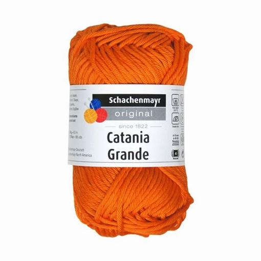 Haakkatoen Catania Grande oranje 3281