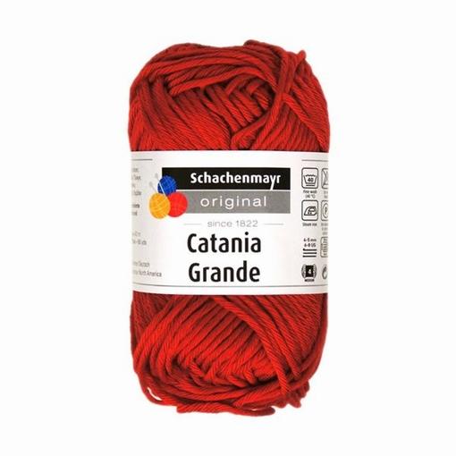 Haakkatoen Catania Grande rood 3115
