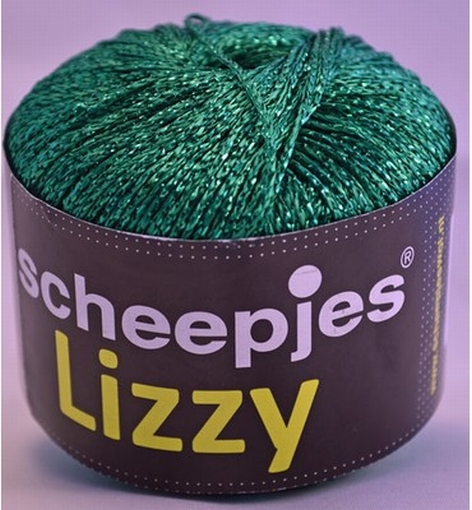 Scheepjeswol, Lizzy groen 06