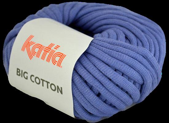 Big Cotton, paars/blauw 60