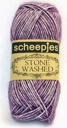 Stone Washed, Deep Amethyst 811