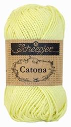 Haakkatoen Catona lemon chiffon 100