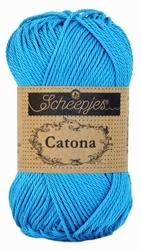 Haakkatoen Catona vivid blue 146