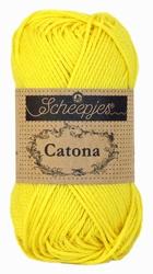 Haakkatoen Catona lemon 280