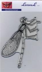 Borduurstempel Libelle