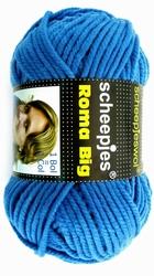 Acrylgaren Roma Big blauw 26