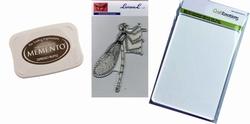Basisstempelpakket Libelle