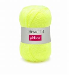 Impact 3,5 jaune fluo 0065