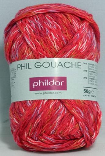 Phil Gouache grenadine 0105