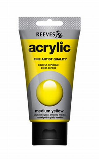 Reeves, 75 ml. - medium yellow