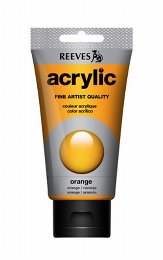 Reeves, 75 ml. - orange