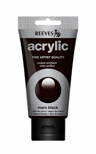 Reeves, 75 ml. - mars black