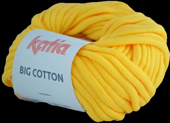 Big Cotton kanariegeel 61