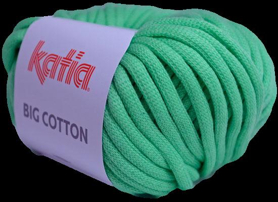 Big Cotton, lentegroen 63