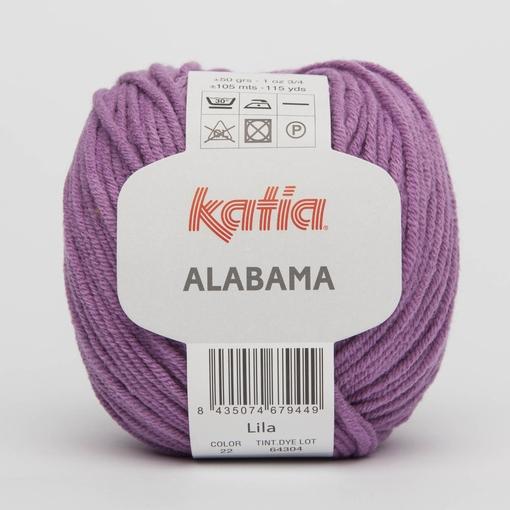 Alabama lila 22