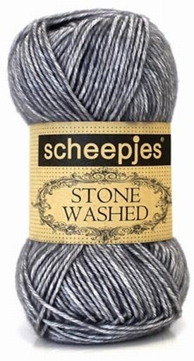 Stone Washed, Smokey Quartz 802