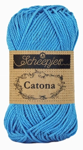 Catona powder blue 384, 25 gram, 62,5 meter