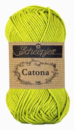Catona green yellow 245, 25 gram, 62,5 meter