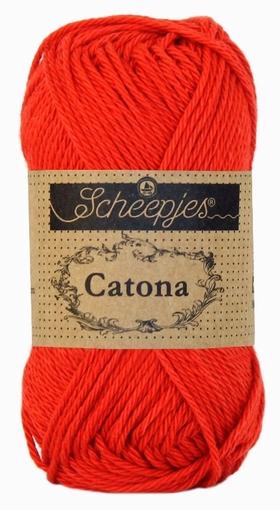Catona hot red 115, 25 gram, 62,5 meter