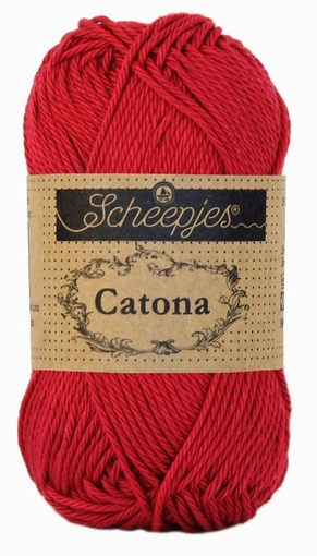 Catona scarlet 192, 25 gram, 62,5 meter