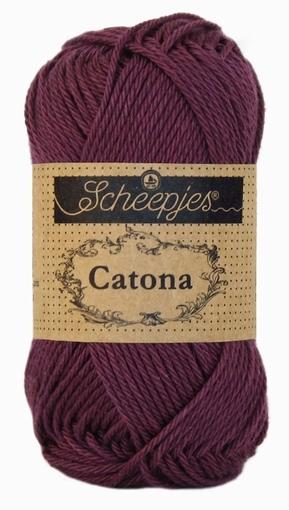 Catona shadow purple 394, 25 gram, 62,5 meter