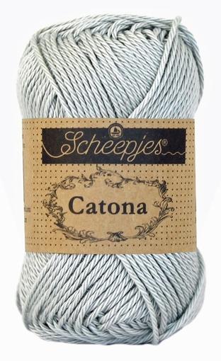 Haakkatoen Catona light silver 172