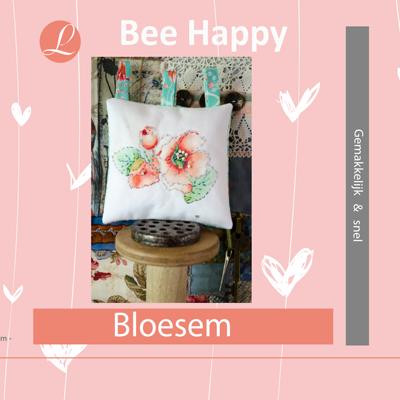 Bee Happy handwerkpakket Bloesem