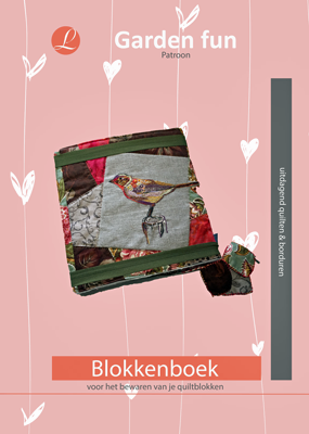 Garden Fun Blokkenboek