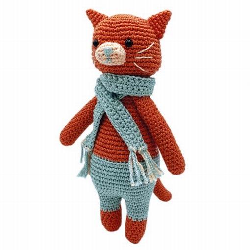 Amigurumi Pixie Cat