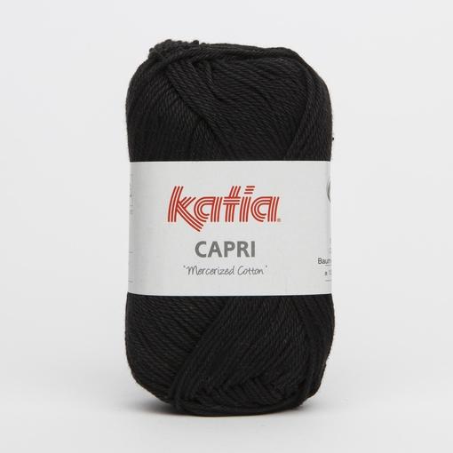 Haakkatoen Capri zwart 056