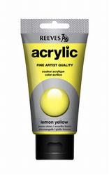 Reeves, 75 ml. - lemon yellow