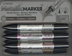 Metallic Marker set 2