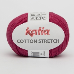 Cotton Stretch fuchsia 15