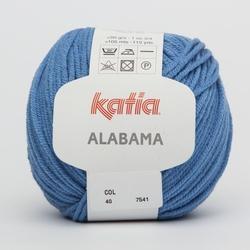 Alabama blauw 40