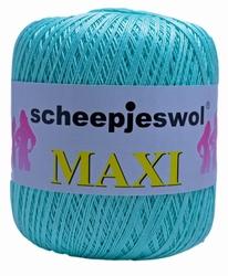 Haakkatoen MAXI lichtturquoise 369