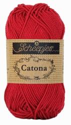 Haakkatoen Catona scarlet 192